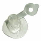 Клапан не самоклейкий 9 мм 1 way