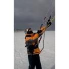 Бесплатное обучение зимнему кайтингу (сноукайтинг)!!!