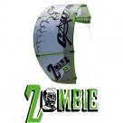 кайт CAUTION Zombie 2010 6m